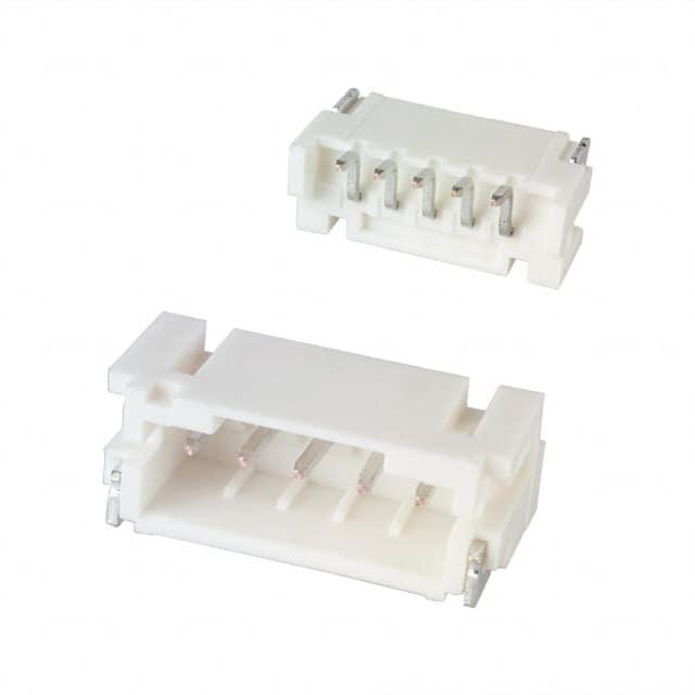 S5B-PH-SM4-TB(LF)(SN)_矩形连接器针座,公插针