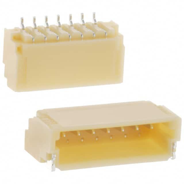 SM07B-SRSS-TB(LF)(SN)_矩形连接器针座,公插针