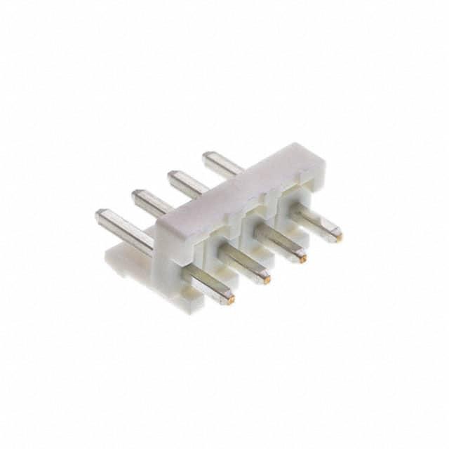 B4P-VH-B(LF)(SN)_矩形连接器针座,公插针