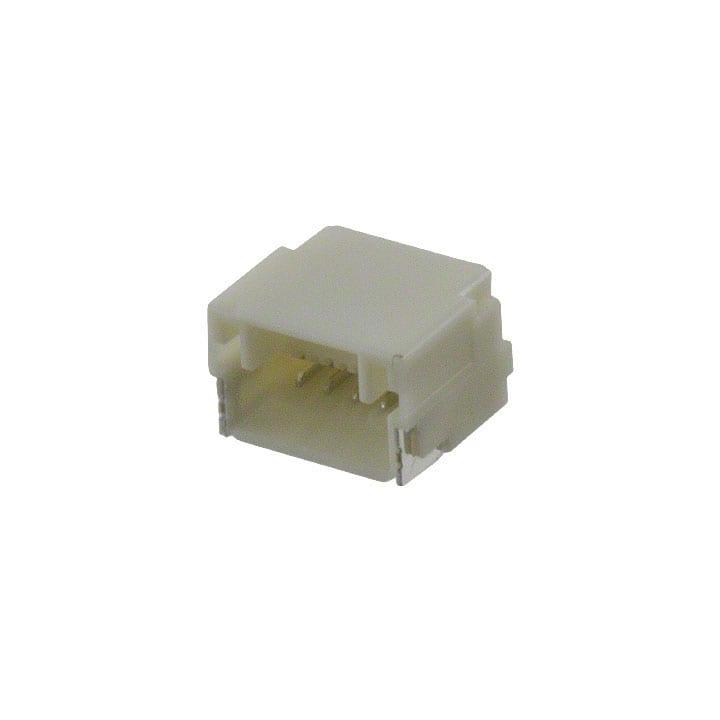 SM05B-NSHSS-TB(LF)(SN)_矩形连接器针座,公插针