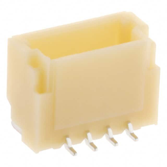 BM04B-SRSS-TBT(LF)(SN)_矩形连接器针座,公插针