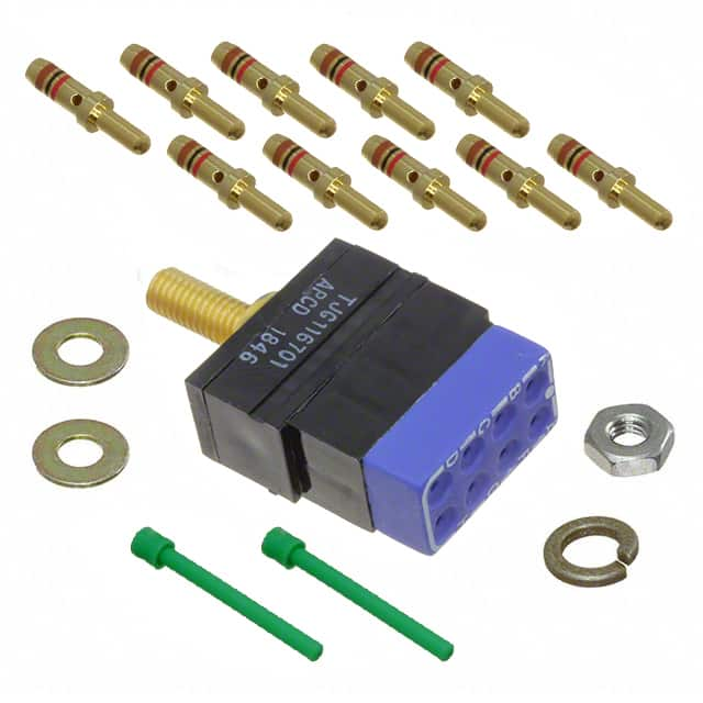 TJG116701_端子接线盒系统