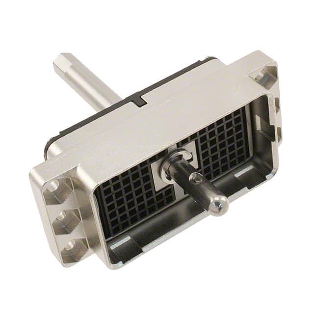 DLM2-96P_背板连接器外壳