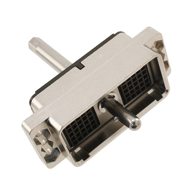 DLM3-60P_背板连接器外壳