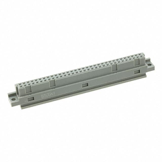 PCN10-64S-2.54C_背板连接器外壳