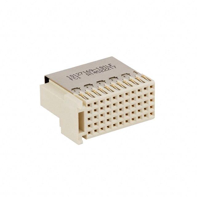 10127169-101LF_标准背板连接器