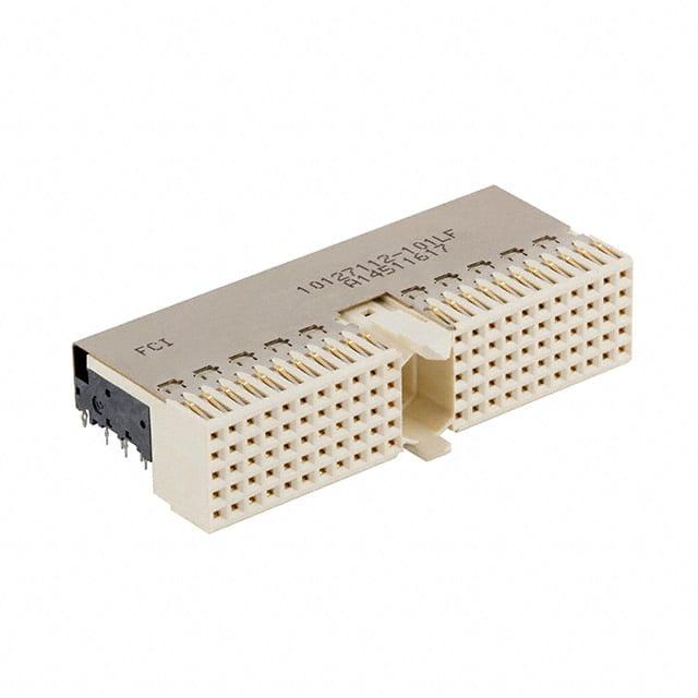 10127112-101LF_标准背板连接器