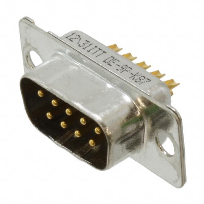 DE-9P-K87_D-Sub标准连接器