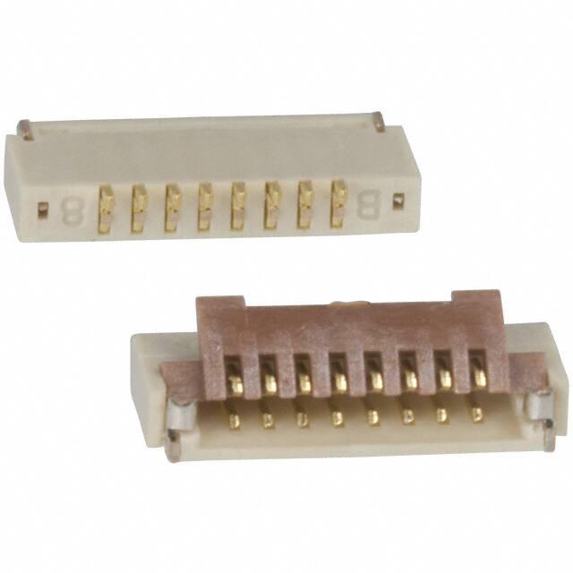 FH19C-8S-0.5SH(10)_FFC&FPC连接器外壳