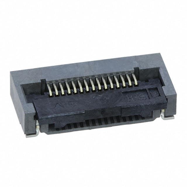 FH28-15S-0.5SH(10)_FFC&FPC连接器外壳