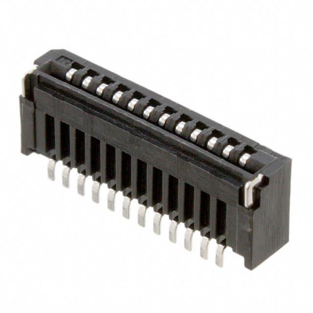 12FMN-SMT-A-TF(LF)(SN)_FFC&FPC连接器外壳
