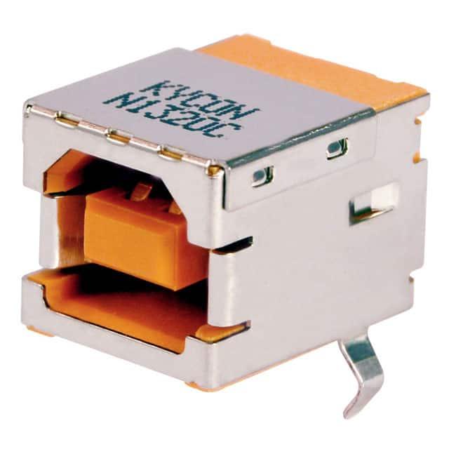 KUSBXHT-BS1N-O-HRF_USB连接器