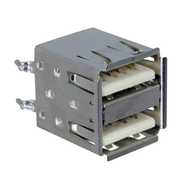 KUSBVX-AS2N-W-1_USB连接器