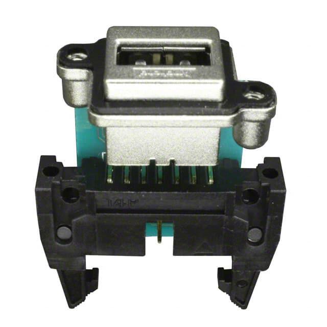MUSB-A211-30_音频与视频连接器