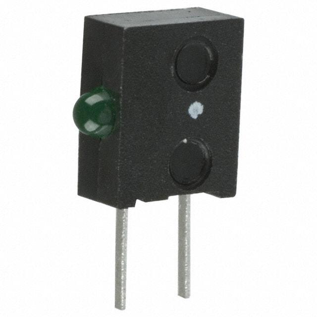 HLMP-6820-F0010_LED电路板指示器