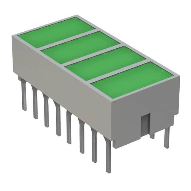 HLMP-2820_LED电路板指示器