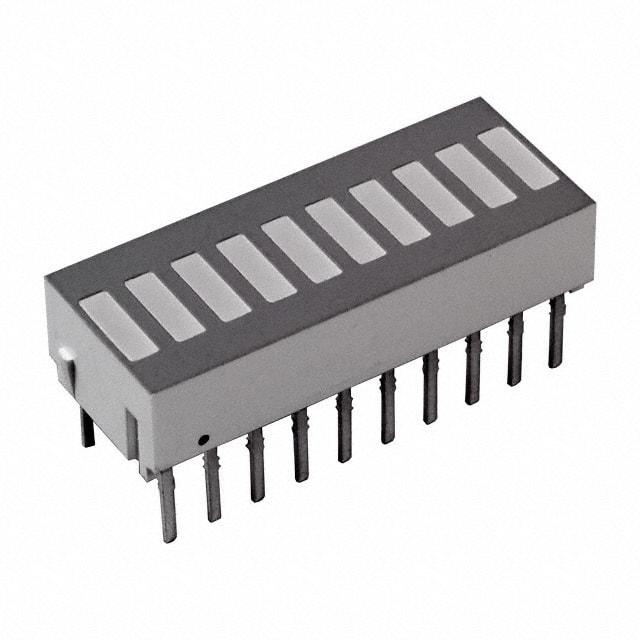 HDSP-4832_LED电路板指示器