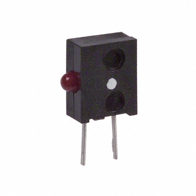 HLMP-6620-F0010_LED电路板指示器