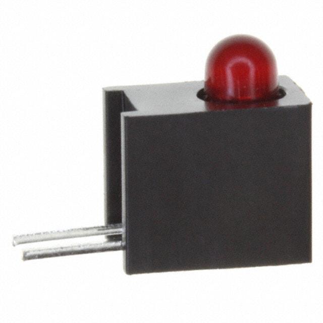 HLMP-1700-B00A2_LED电路板指示器