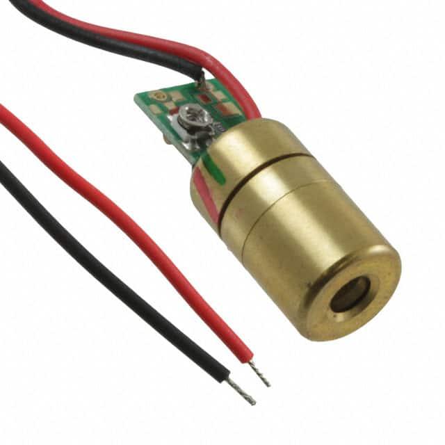 VLM-650-02G LPA20_激光二极管