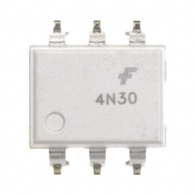 4N30SM_光电二极管输出耦合器