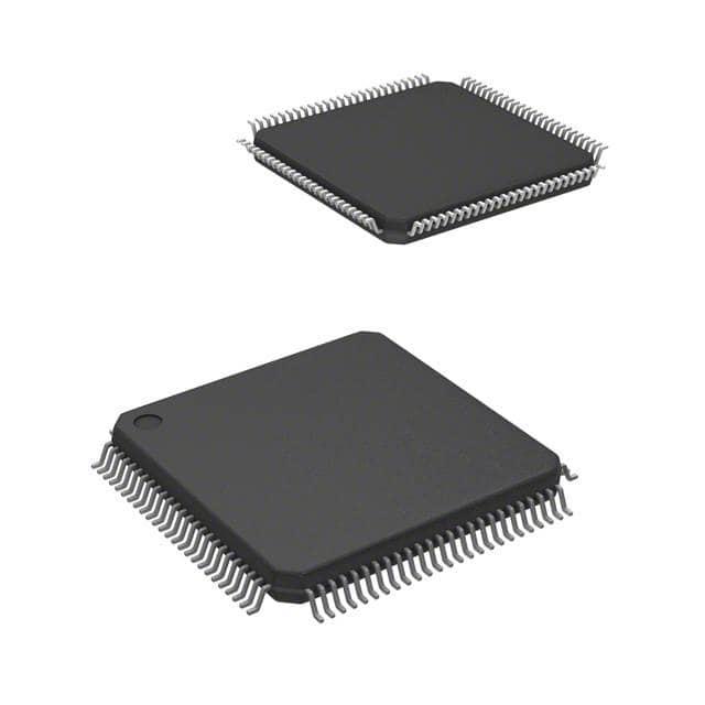 STM32F100VET6B_微控制器