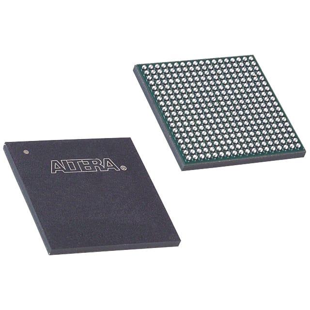 EP4CGX30CF19C8N_可编程门阵列FPGA