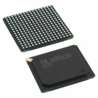 LFXP15E-4FN256C_可编程门阵列FPGA