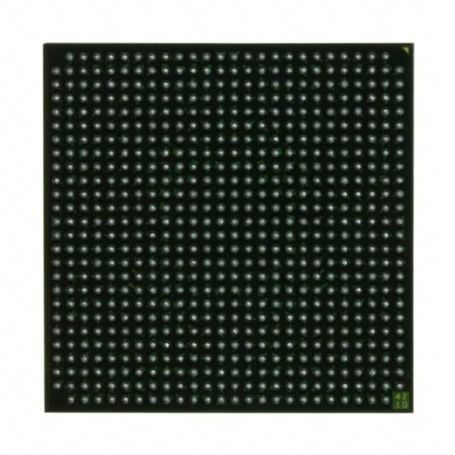 XC4VFX20-10FF672I_可编程门阵列FPGA