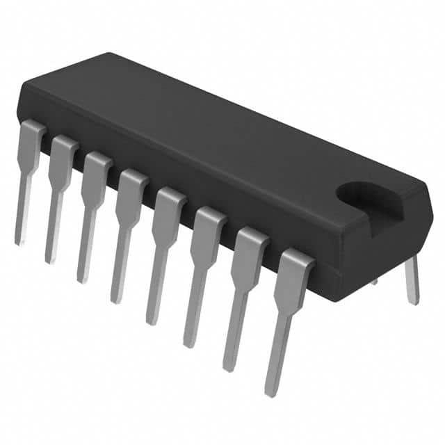 MAX314LCPE+_多路复用芯片-多路分解器芯片