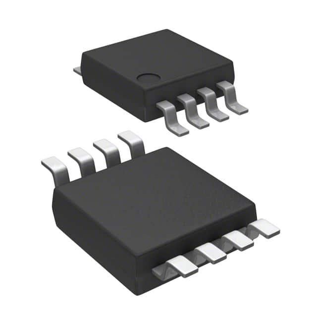 MAX325EUA+_多路复用芯片-多路分解器芯片