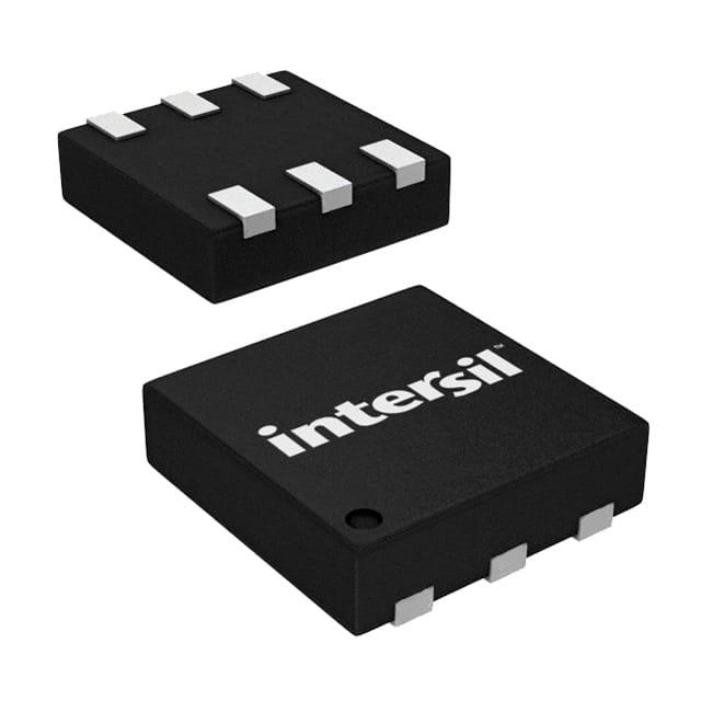 ISL54500IRUZ-T_多路复用芯片-多路分解器芯片