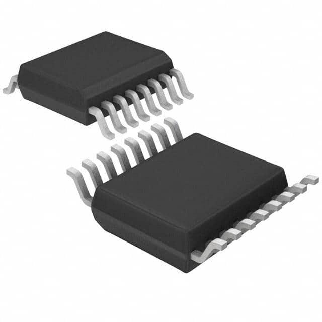 HCF4053BTTR_多路复用芯片-多路分解器芯片