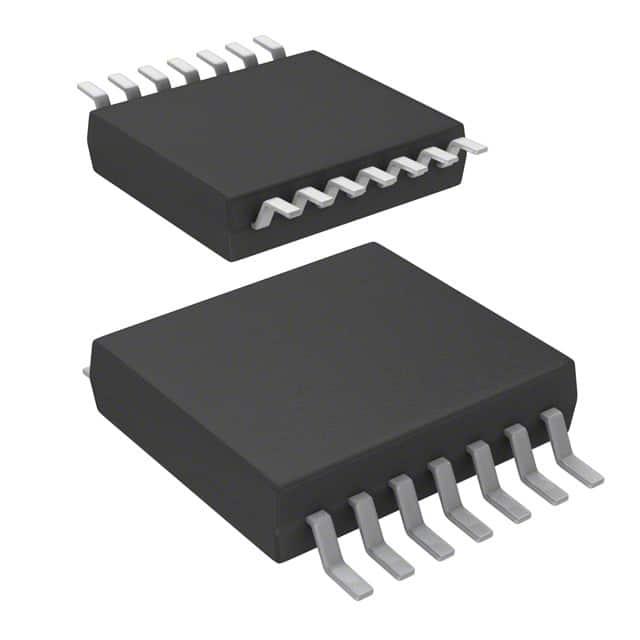 SN74LV4066ADGVR_多路复用芯片-多路分解器芯片