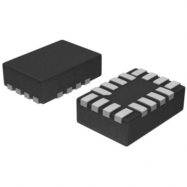 NLAS3799LMNR2G_多路复用芯片-多路分解器芯片