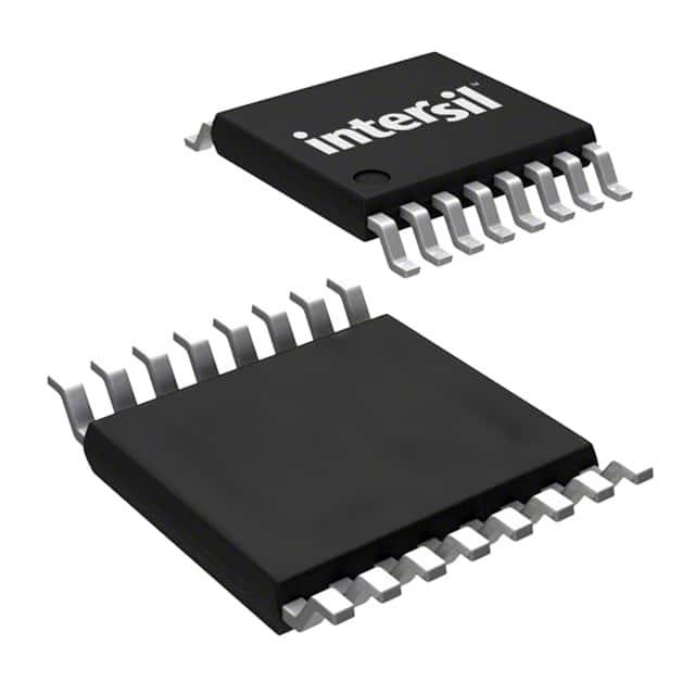 HIN232CBZ-T_收发器芯片-接收器芯片-驱动器芯片