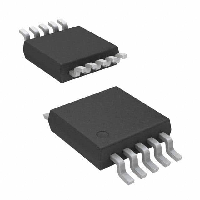 ADS8319IBDGST_模数转换器芯片