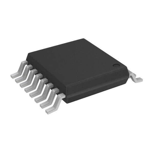 MAX1154BEUE+_模数转换器芯片