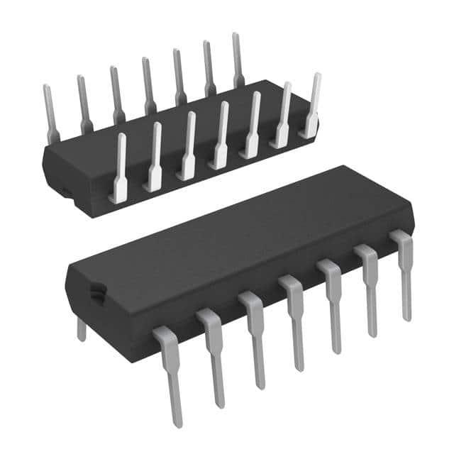 CD74HCT04E_逻辑门芯片