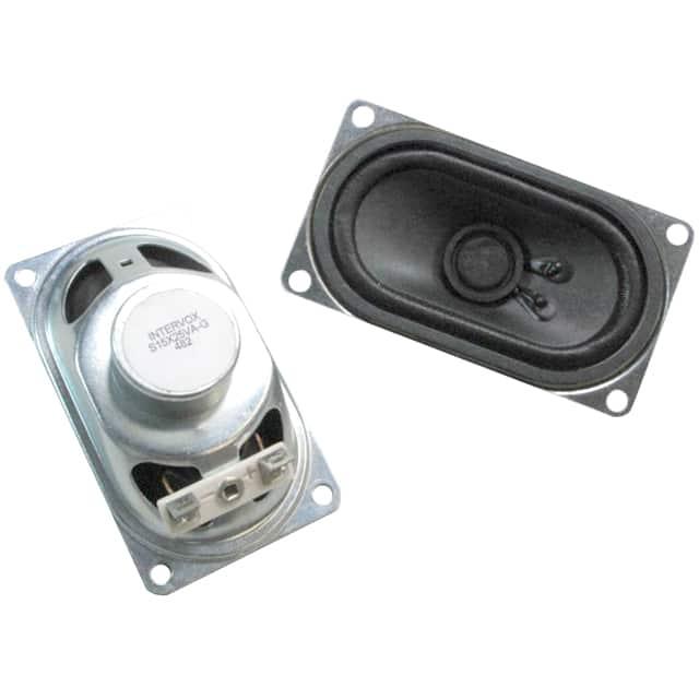 S15X25VA_扬声器