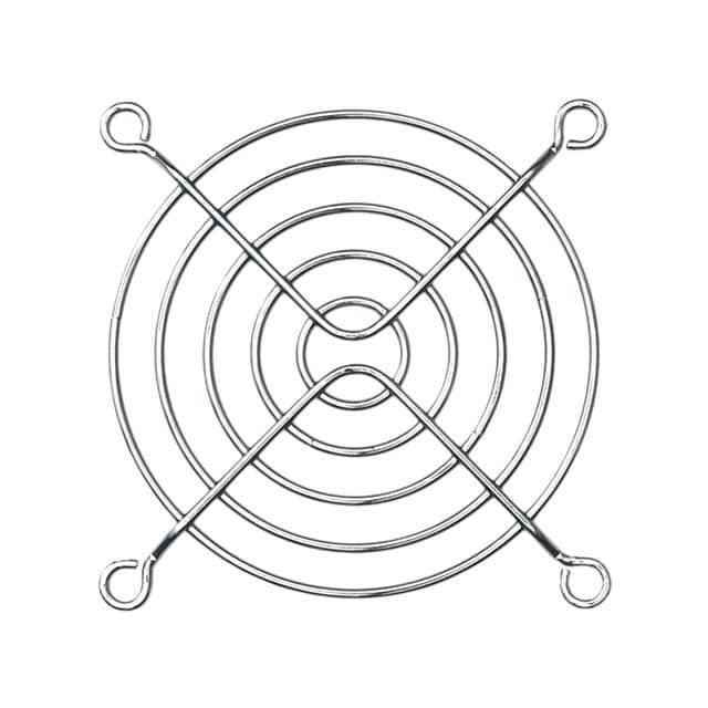 SC80-W2_风扇套管